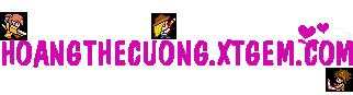 HOANGTHECUONG.XTGEM.COM